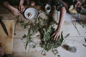 Zioła i naturalne preparaty, wspomagające odchudzanie